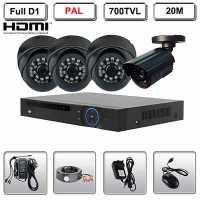 كاميرات مراقبة داخلية و خارجية